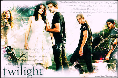 wallpaper twilight saga. Twilight Wallpaper