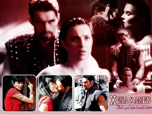 xena and ares