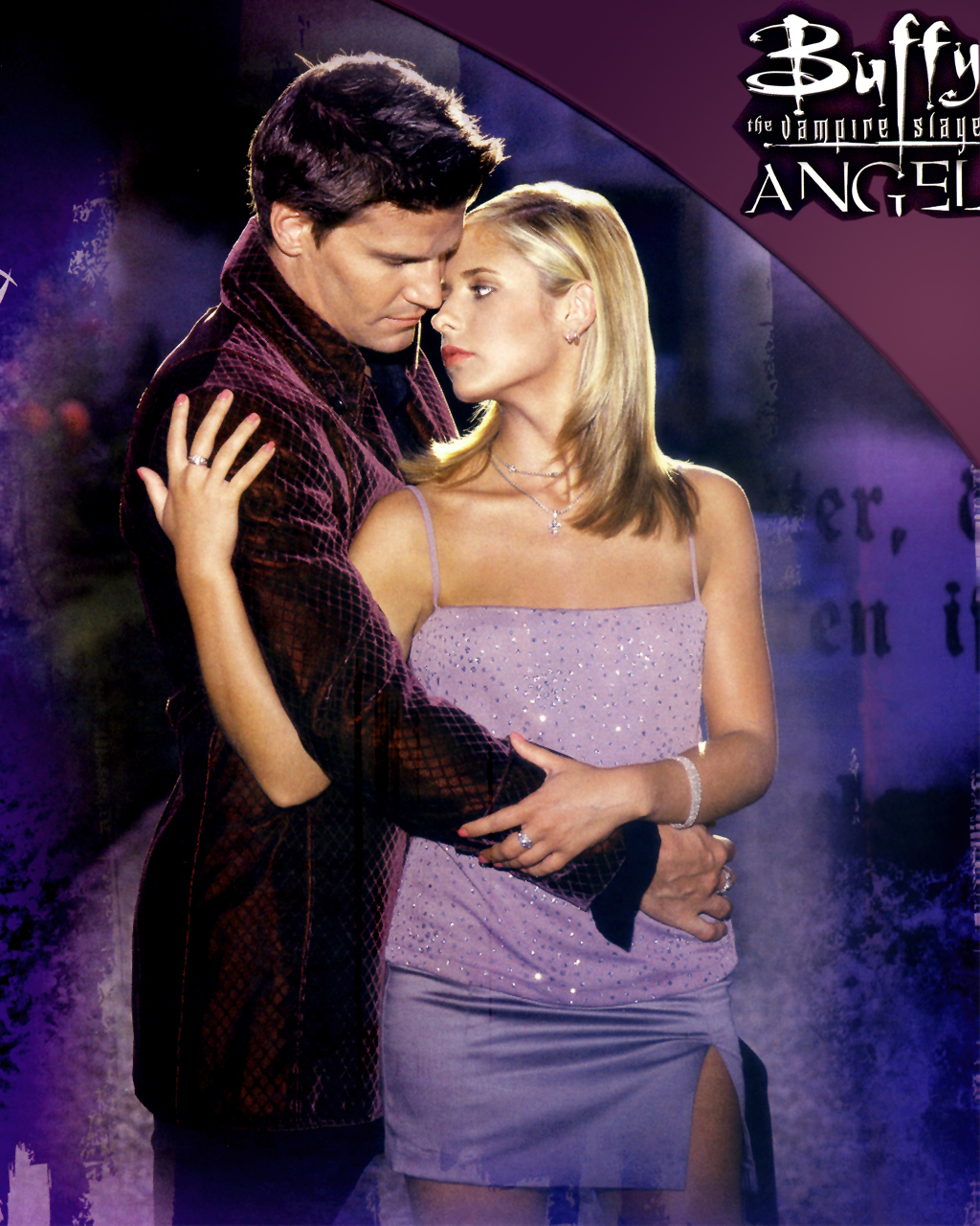 01 Angel – Jäger der Finsternis & Buffy
