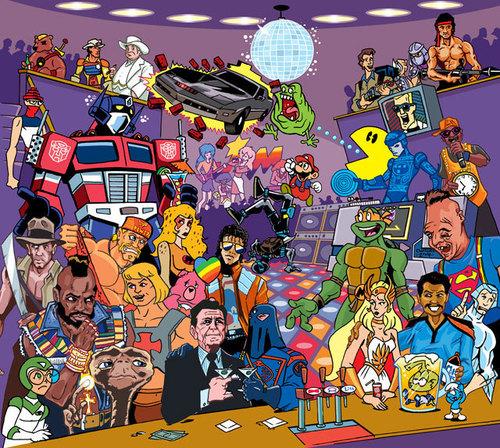 80's Icons