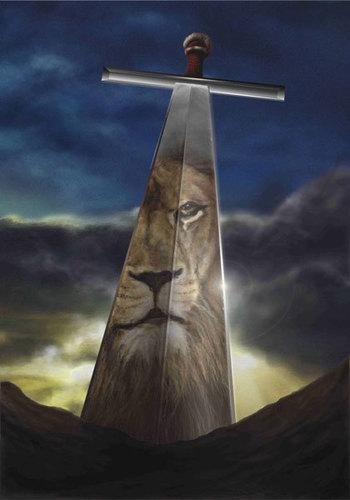 A Sword for Aslan