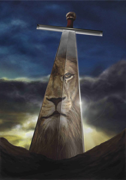 The Chronicles Of Narnia A Sword for Aslan