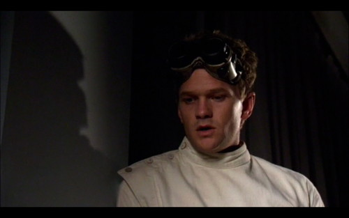 Dr. Horrible's Sing-A-Long Blog wallpaper possibly containing sunglasses titled Act III Caps