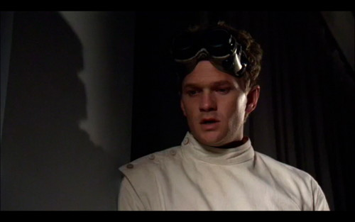 Dr. Horrible's Sing-A-Long Blog wallpaper probably containing sunglasses entitled Act III Caps