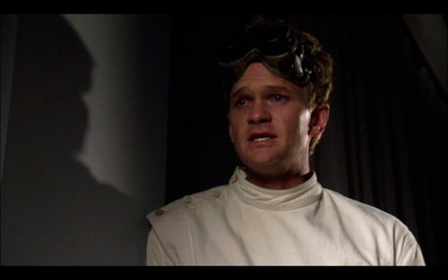 Dr. Horrible's Sing-A-Long Blog wallpaper probably containing a portrait titled Act III Caps