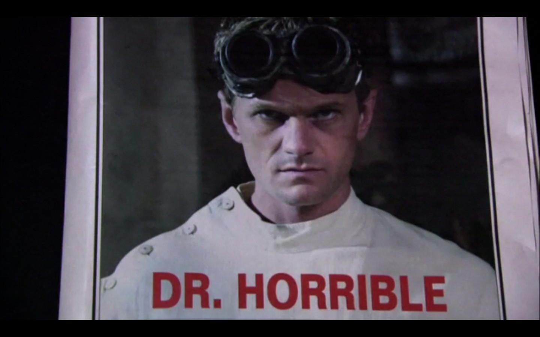 Dr Horrible's Sing Along Blog Sub Ita