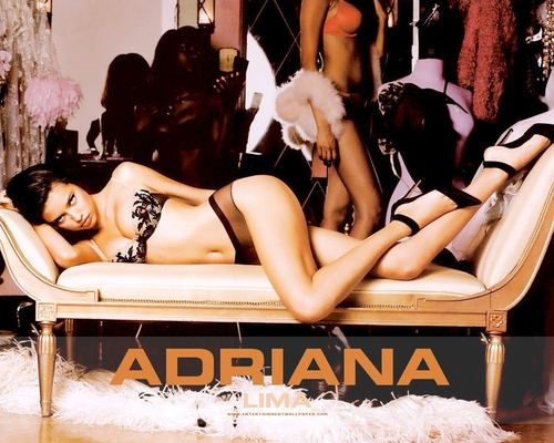Adriana Lima wallpaper containing a swimsuit called Adriana Lima