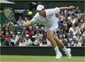 Andy at Wimbledon