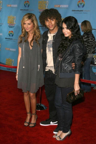 Ashley, Corbin & Vanessa