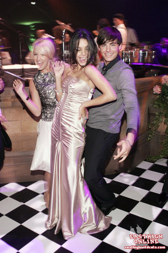 Ashley, Vanessa & Zac