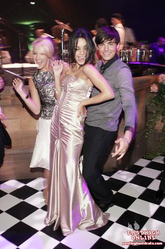 Ashley, Vanessa & Zac