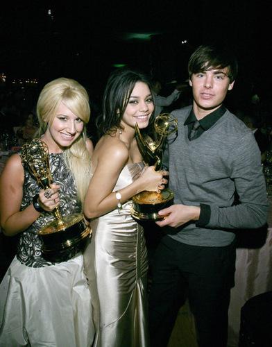 Ashley, Zac & Vanessa