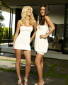 Audrina & Heidi - audrina-patridge photo