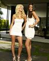 Audrina & Heidi