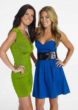 Audrina & Lauren