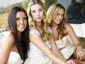 Audrina,Whitney & Lauren
