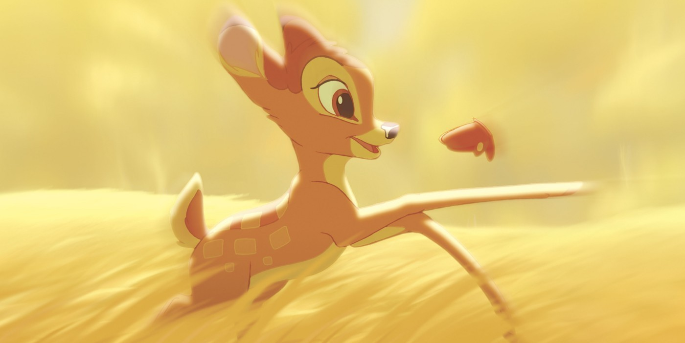 Bambi Mother