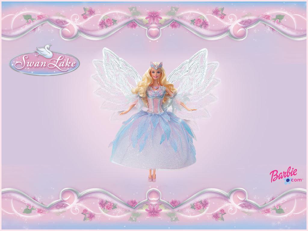 Barbie Swan Lake