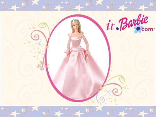 Barbie fond d'écran