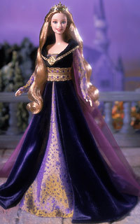 Barbie پیپر وال titled Barbie as Princess