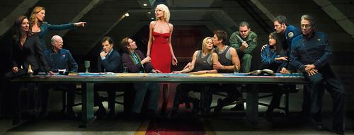 Battlestar Last Supper