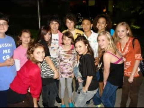 Behind the Scens of Camp Rock