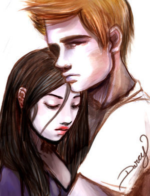 Bella and Edward - twilight-couples Fan Art