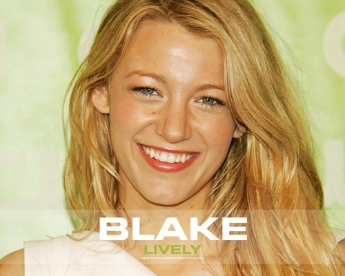 Blake Lively wallpaper containing a portrait titled Blake Lively