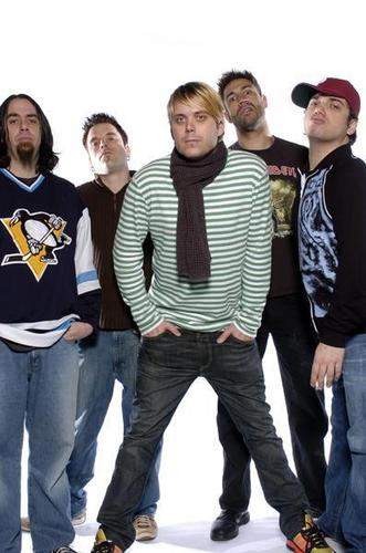 Bloodhound Gang wallpaper probably with a pantleg, long trousers, and slacks called Bloodhound Gang