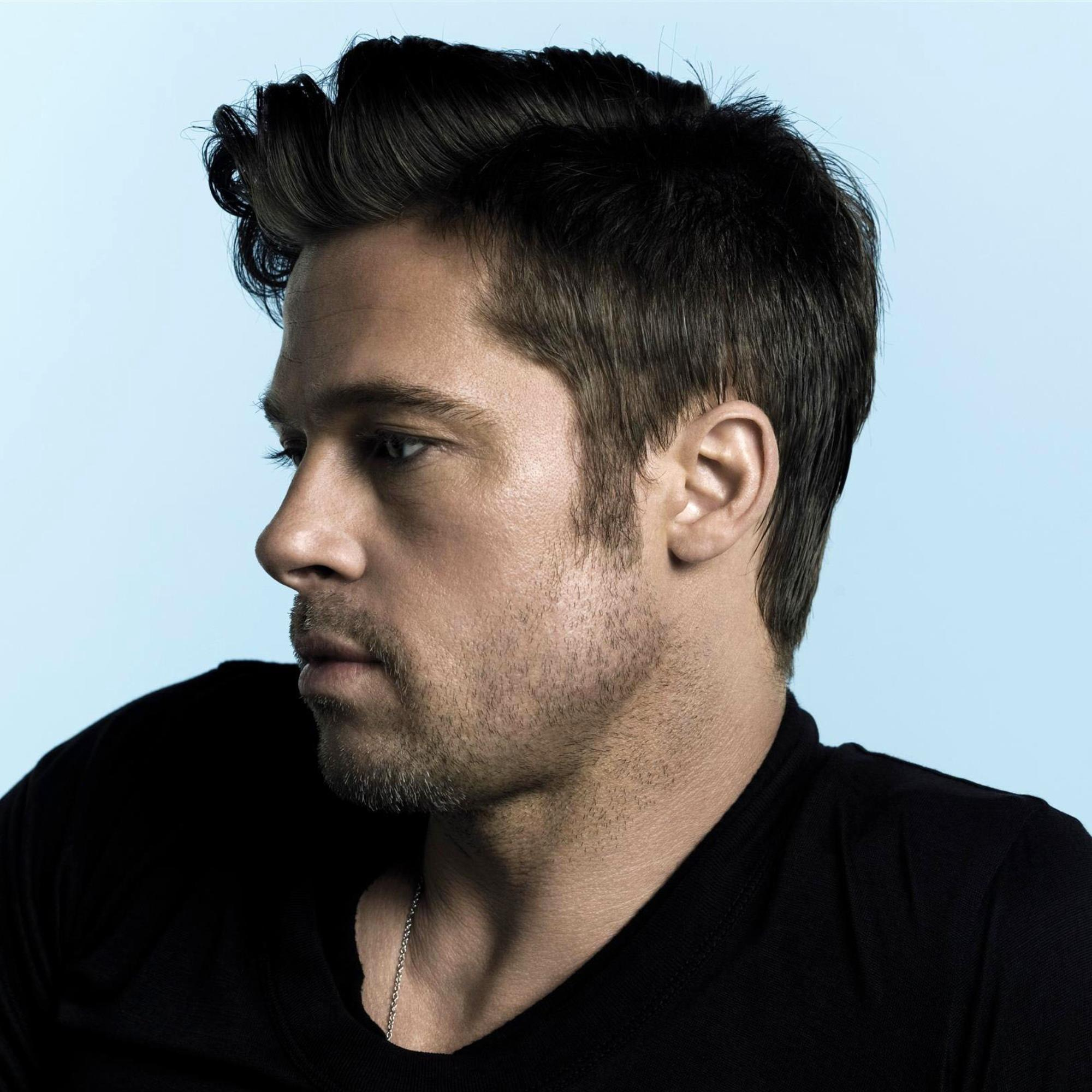Hottest Actors Brad Pitt