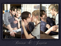 Brian and Justin - queer-as-folk wallpaper