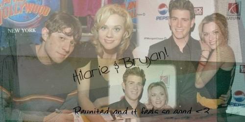 Bryan & Hilarie