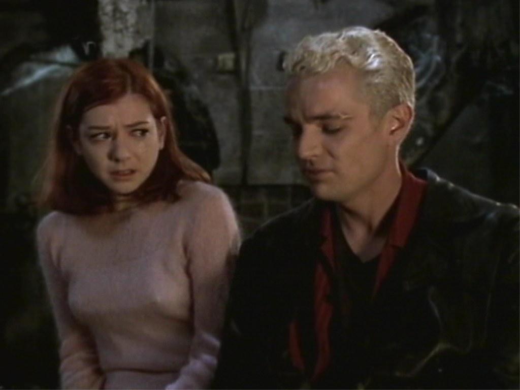 Buffy - Lover's Walk