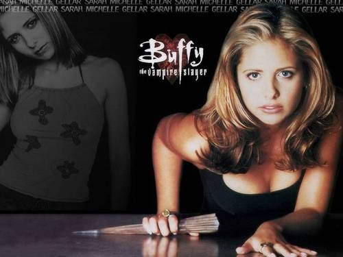 Buffy wallpaper - buffy-the-vampire-slayer Wallpaper