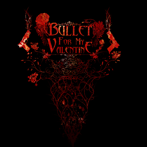 Metal Wallpaper Titled Bullet For My Valentine