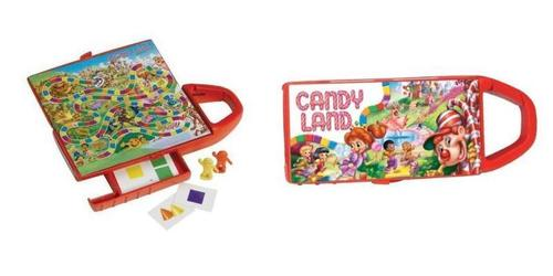 Candy Land Carabiner Keychain