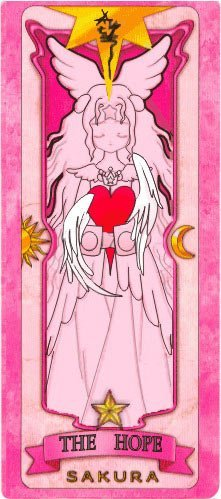 Card Captor Sakura fond d'écran called Card Of l'amour
