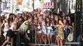 Carlson at Cheetah Girls Premiere