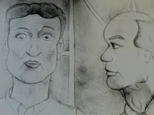 Colin and Ryan Sketch