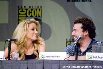 Comic Con 2008 Panel