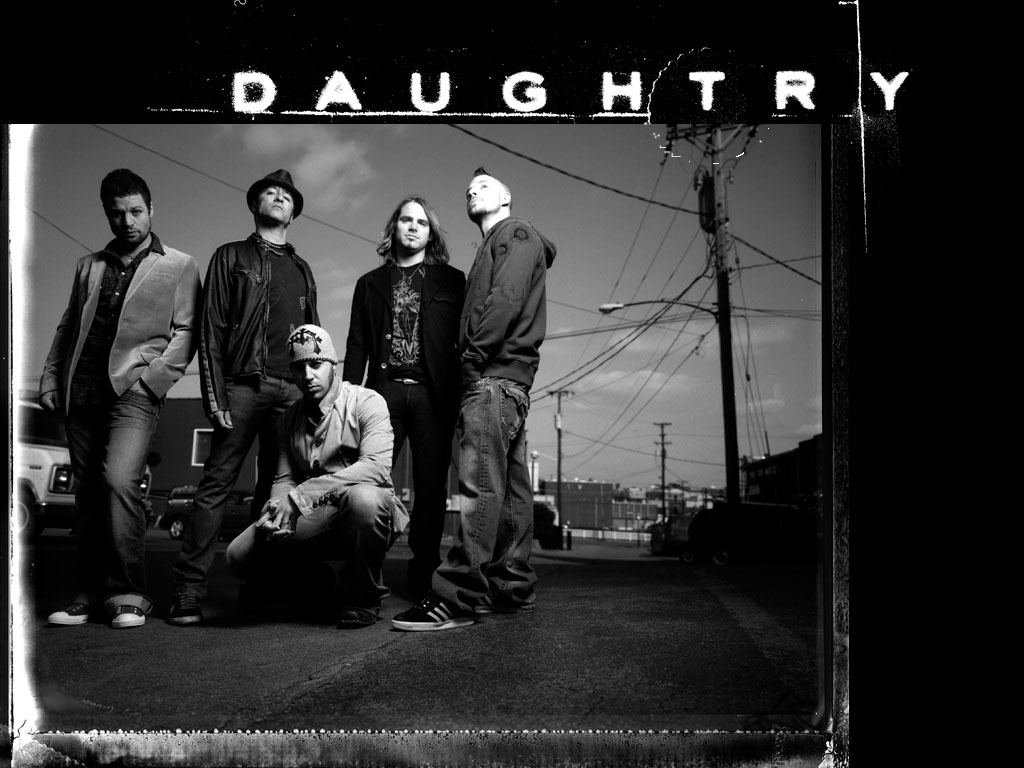 DAUGHTRY - DAUGHTRY Wallpaper (2126360) - Fanpop