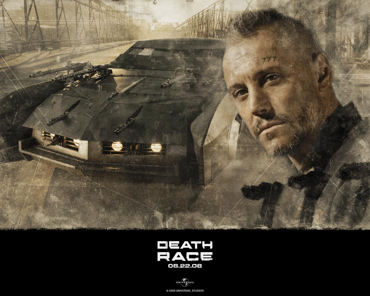 Upcoming movies death race