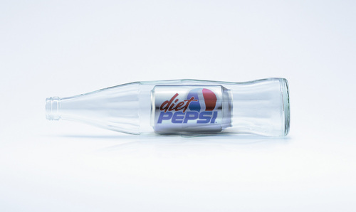 Diet Pepsi: Can