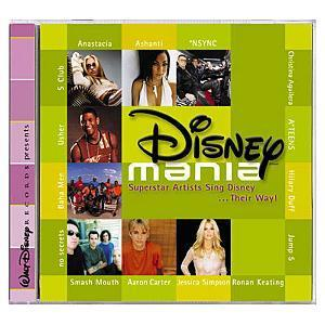 Disney Songs karatasi la kupamba ukuta entitled Disney CDs