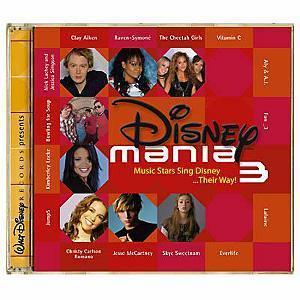 Дисней CDs