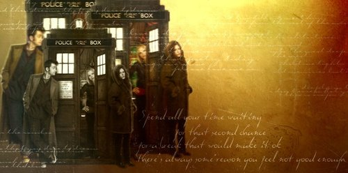 Doctor Who Header - doctor-who Fan Art