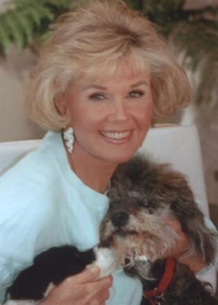 Doris दिन and her best फ्रेंड्स