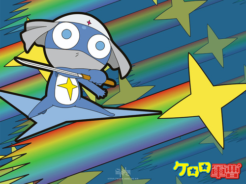 Dororo Wallpaper - sgt-frog-keroro-gunso Wallpaper