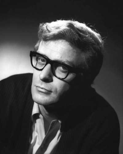 Early litrato of Michael Caine