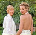 Ellen &amp; Portia - ellen-degeneres photo